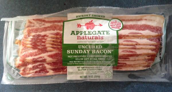 Applegate uncured bacon