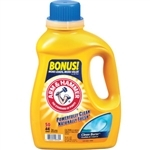 Arm & Hammer 2x Concentrated Liquid Laundry Detergent, Clean Burst , 100 oz