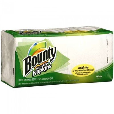 Bounty Quilted Napkins - 200 ct