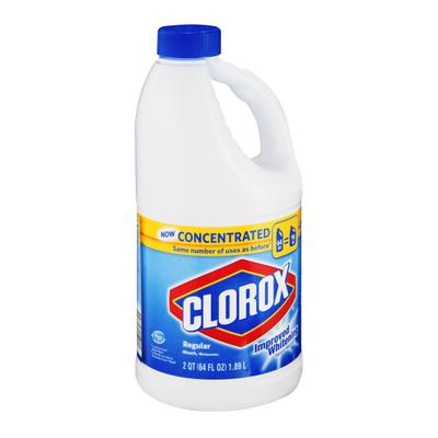 Clorox bleach 64 oz