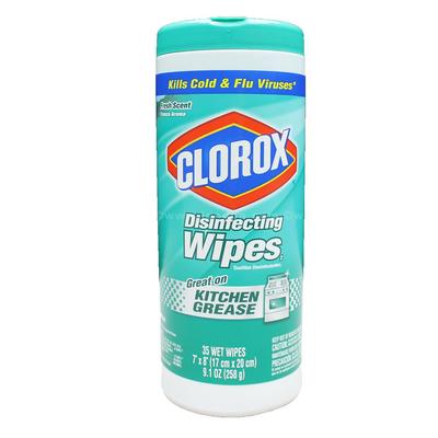 Clorox disinfectant wipes fresh scent
