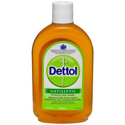 Dettol Antibacterial Soap 500ml