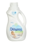 Downy Free & Sensitive Unscented Ultra Fabric Softener, 34 oz