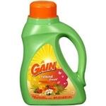 Gain 2x Ultra Liquid Laundry Detergent, Island Fresh, 50 fl oz