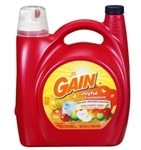 Gain Apple Mango Tango Joyful Expressions Liquid Laundry Detergent, 150 fl oz