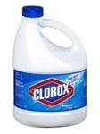 Clorox Regular Bleach, 96 oz