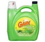 Gain Liquid Laundry Original Fresh Detergent, 150 fl oz