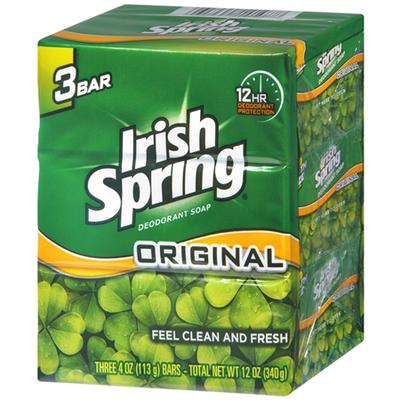 Irish Spring soap original