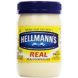 Hellmann's: Real Mayonnaise, 15 Fl Oz