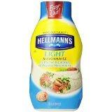 Hellmann's: Light Mayonnaise, 22 Oz