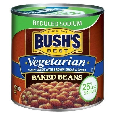 Bush's Vegetarian Baked Beans, 16 oz