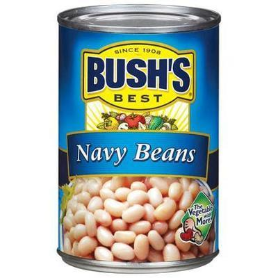 Bushs Best Navy Beans, 16 oz