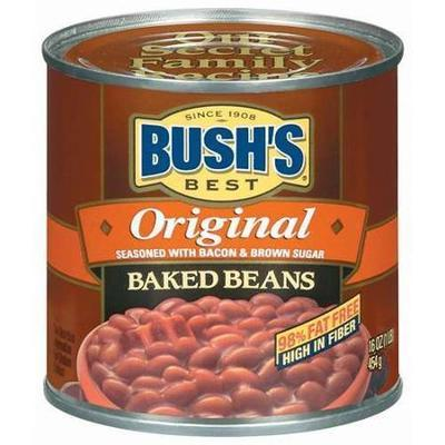 Bushs Best Original Baked Beans, 16 oz
