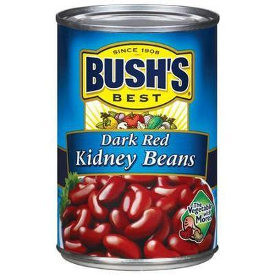 Bushs Best Red Beans, 16 oz  (KIDNEY)