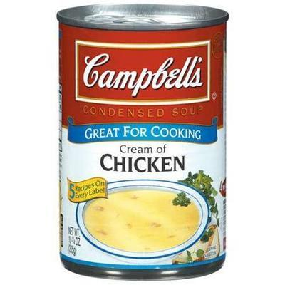 Campbell's Soup Cream Of Chicken, 305 G