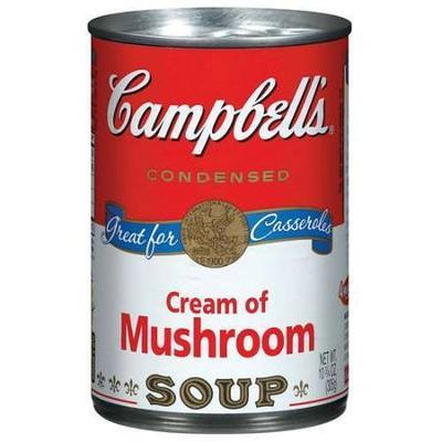Campbell's Soup Cream Of Mushroom, 305 G