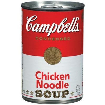 Campbell's: Chicken Noodle's Condensed Soup, 10.5 Oz