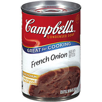 Campbell's: Soup French Onion w/Beef Stock, 10.5 oz