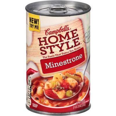 Campbells: Minestrone Select, 15.3 Oz