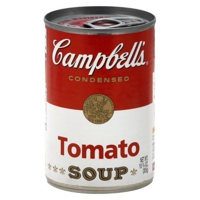 Campbells: Tomato Condensed Soup, 10.75 Oz
