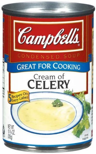 Campbells: Cream Of Celery Condensed Soup, 10.75 Oz