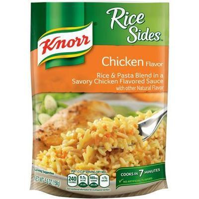 Knorr Rice Sides Chicken, 5.6 oz