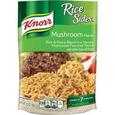 Knorr Side Dishes Mushroom Rice, 5.5 oz