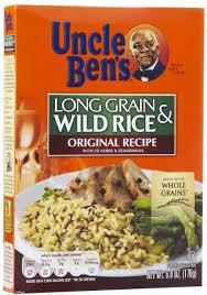 Uncle Ben's Original Recipe Long Grain & Wild Rice, 6 oz