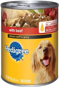 Pedigree Choice Cuts In Sauce With Beef Dog Food, 13.2 oz
