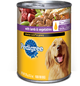 Pedigree Country Stew Choice Cuts In Gravy Dog Food, 625g