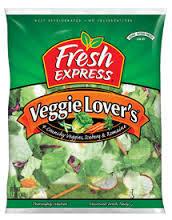 Fresh Express - Veggie Lovers salad