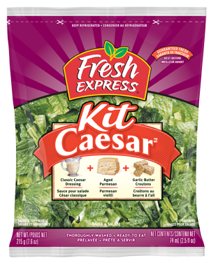 Fresh Express - Caesar Kit