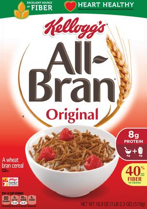 Kellogg's® All-Bran® Original cereal