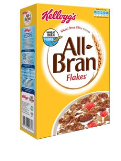 Kellogg's® All-Bran® Flakes Cereal