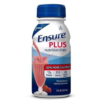 Ensure Strawberry (Plus)