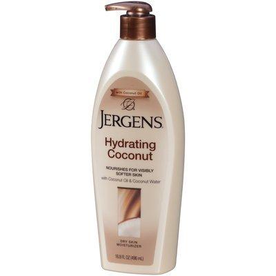 Jergens® Hydrating Coconut Dry Skin Moisturizer lotion 16.8 fl. oz.
