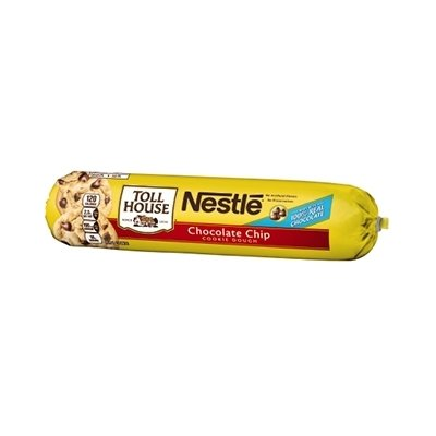 Nestle Toll House Cookie Chocolate Chip Dough, 32 oz