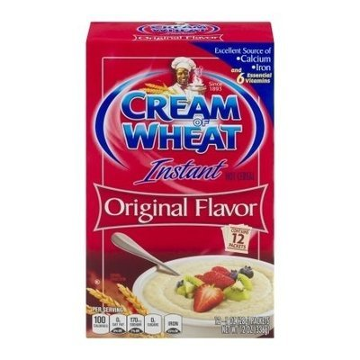 Cream of Wheat Hot Cereal instant pack - original