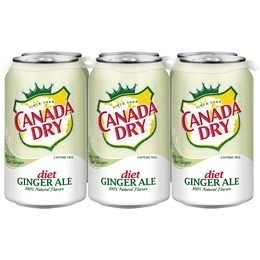 Diet Ginger Ale 6 pk