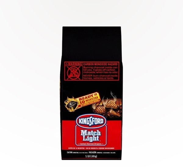 Kingsford Match Light – Instant Charcoal 3.1lbs