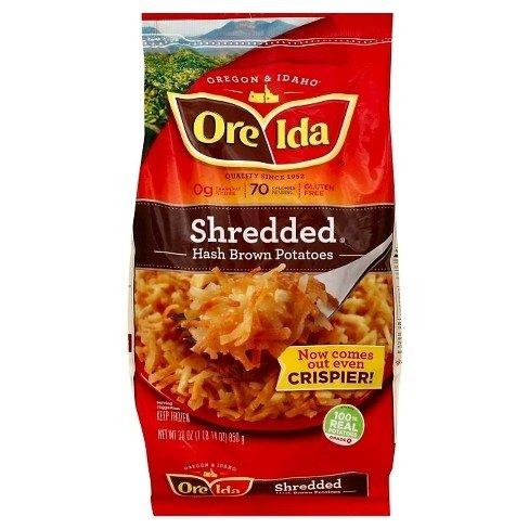 Ore-Ida Shredded Hash Brown Potatoes - 30oz : Ta…