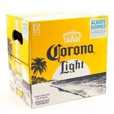 Corona light - case