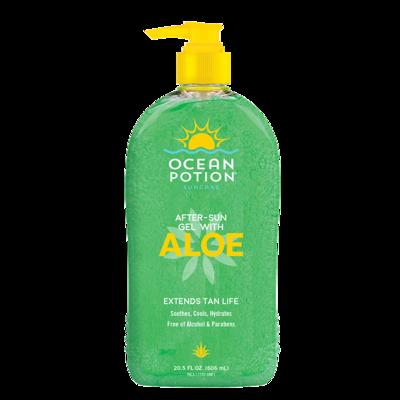 After Sun Gel - Ocean Potion