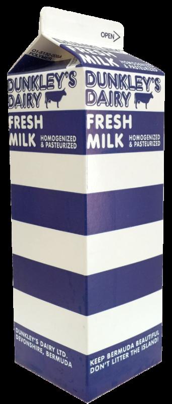Dunkleys Fresh Milk -Half Gallon