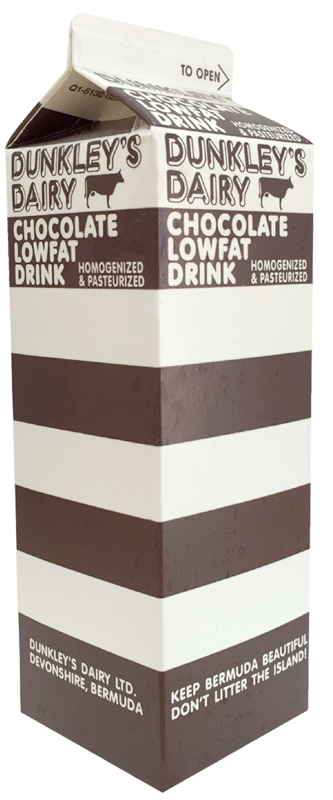 Dunkley's Dairy ChocolateMilk - Half Gallon