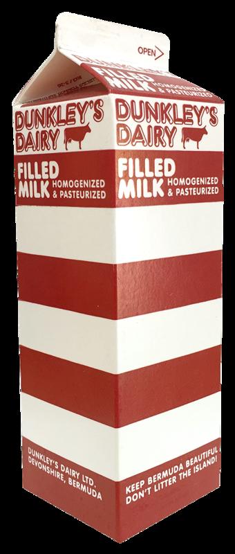 Dunkley's Dairy FilledMilk - Half Gallon