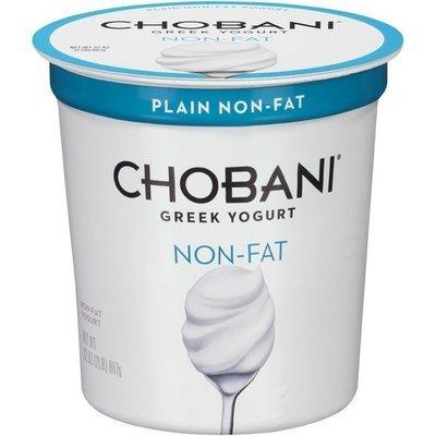 Chobani Greek low fat Tub yogurt