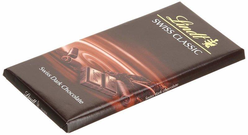 Lindt Swiss Classic-Dark Chocolate