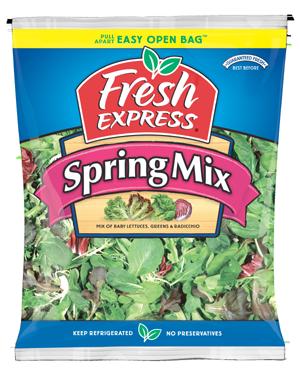 Fresh Express - Spring Mix salad