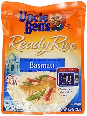 Uncle Ben's Basmati Rice